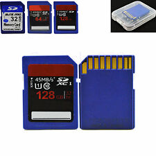32GB 64G 128G Full Capacity SD Card Secure Digital Memory Card For Camera