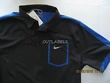 NWT NIKE Dri Fit Tour Performance Golf Polo Shirt Standard Fit Stay Cool L
