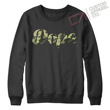 DOPE CAMOUFLAGE TRICOT POUR HOMMES FEMMES SWAG SUPREME STYLE PULL MODE S XXL