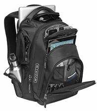 NEW BLACK OGIO STRATAGEM LAPTOP TABLET BACKPACK with The HUB Fits MOST 17""