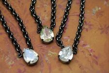 Enchantment Wickedly Beautiful Necklace Choice of Swarovski Element Rhinestone