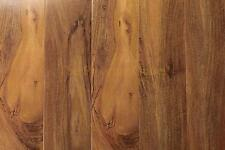 Laminate Flooring Dolce Caramel High Gloss Walnut Effect 12mm AC4
