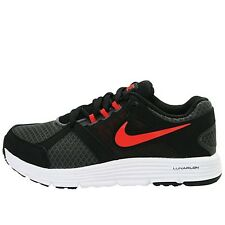 Kid's Nike Lunar Forever 2 PS Running Shoe - Black/Red - NIB!