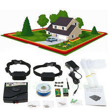 Underground Waterproof Shock Collar Electric Dog Pet Fence Fencing System