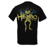 Heybo Southern By Choice Frog Giggin Glow in the Dark SS T-Shirt CHOOSE SIZE