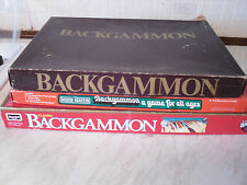 Backgammon spare game pieces  -choose your piece