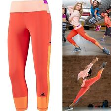 Adidas SPO Damen 3/4 Tight Fitness Hose Legging Laufhose Lauftight Trainingshose