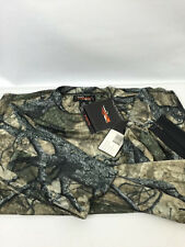 Sitka Mountain Gear Summit Base Layer Top MothWing Mountain Mimicry - New W Tags