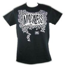 Macho Man Randy Savage Madness nWo Mens Black T-shirt