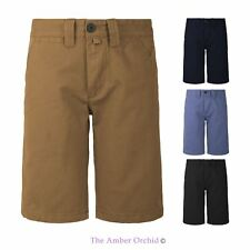 NEW MENS SHORT COTTON CHINO PANTS SUMMER FASHION STYLE CROPPED TROUSERS 28-38