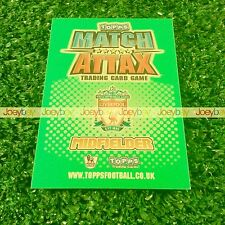 10/11 EXTRA HAT-TRICK HERO FANS FAVOURITE MAN OF THE MATCH ATTAX 2010 2011