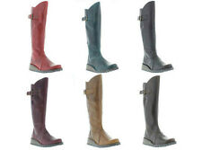New Fly London Mol Womens Boots Ladies Shoes Size UK 5