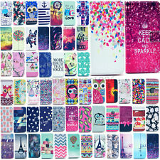 For Samsung Galaxy Note 3 4 S5 mini S4 mini Wallet Stand PU Leather Cover Case