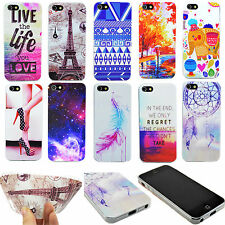 Soft Silicone Rubber TPU Gel Back Skin Cover Case For Various Cell Phone Models