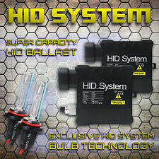 HID System Xenon Conversion Kit H1 H3 H4 H7 H8 H9 H10 H11 H13 9004 9005 9006 880