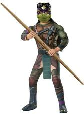 TEENAGE MUTANT NINJA TURTLES MOVIE DELUXE DONATELLO BOYS HALLOWEEN COSTUME