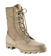 Rothco 5057 Desert Tan Speedlace Military Style Combat Boot with Panama Sole