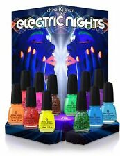 China Glaze Nail Polish - Electric Nights Collection Summer 2015