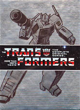 NEW Transformers: The Complete Original Series