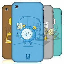 HEAD CASE DESIGNS WORK IT OUT HARD BACK CASE FOR APPLE iPHONE 3G