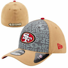 Men's New Era San Francisco 49ers NFL Draft 39THIRTY Reverse Flex Hat