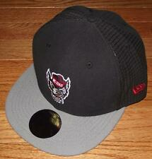 North Carolina State University Wolfpack 59Fifty New Era Fitted Hat Cap Cool *K4