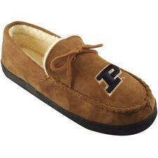 Purdue Boilermakers Moccasin Slippers - Brown - College