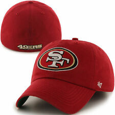 San Francisco 49ers '47 Franchise Fitted Hat - Scarlet - NFL