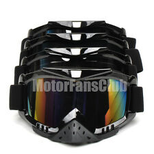 Motorcycle Motocross ATV Off Road Goggles Eyewear Sports Glasses for Helmet