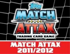 Match Attax 2011-2012 11/12  Golden Moment Cards - FREE UK POSTAGE