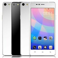"5"" 3G/GSM Unlocked Android 4.4 Dual SIM Dual Core Mobile Cell Phone Smartphones"