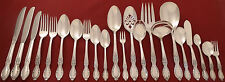 Wm Rogers VICTORIAN ROSE International Silver Plated Silverware Flatware CHOICE