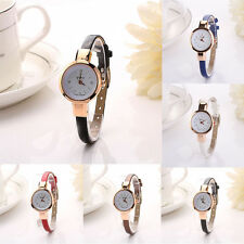 NEW Fashion Women Lady Waches Round Quartz Analog Bracelet Wristwatch Watch Gift