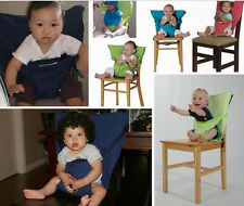 KisKise Sack N Seat Baby Child Portable High Chair Seat Cover 9 models