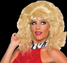 Ginger Snaps Go Big Wig adult female clown theatrical large costume hair Rubies