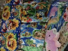 Pillow Pets Fabric UPick PORTA CRIB SHEET pack n play fitted nursery baby made
