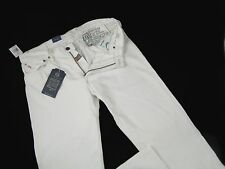 NEW! NWT! Polo Ralph Lauren Classic 867 Style White Jeans!