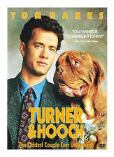 TURNER AND HOOCH Tom Hanks DVD LIKE NEW
