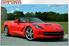 Chevrolet : Corvette Stingray 2LT Convertible