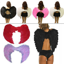 Extra Large Feather Angel Wings Photo Props Adult Women Men Costume Adult
