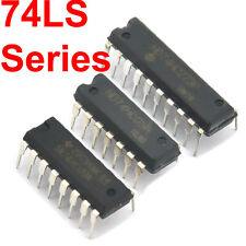 74LSxx Logic IC, a Lot of 5 Pieces, DIP Package, TTL, 31 Kinds to Choose.