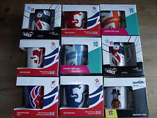 London Olympics/Paralympics 2012: Official Merchandise, Various Mugs and Pottery