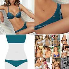 Chamela 15342, Women's Sexy Panty Accessory  Color Turquoise Talla S Reg.$22.15