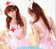 Sexy Lingerie Nurse Game Cosplay  Transparent Costume sex  underwear free post