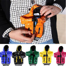 Down Jacket Coat Pouch Bag For Cell Phone iPhone5 6 Samsung HTC Nokia