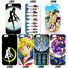 Cute Sailor Moon I Represent The Moon to Destroy You Case For iPhone Sony Xperia