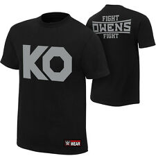 KO Fight Kevin Owens Fight WWE Authentic MensT-shirt
