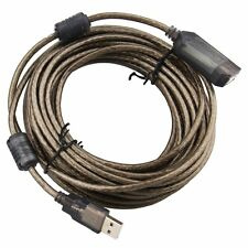 10m/33feet USB2.0 Male to Female Active Repeater Booster Printer Extension Cable