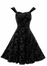 New H&R Victorian Retro Corset style Gothic Revival Moulin Rouge Party Dress