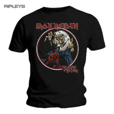 Official T Shirt IRON MAIDEN Number of the Beast NOTB Vintage All Sizes